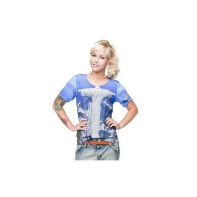 T-shirty Fullprint T-shirt Koszulka Oversize Fullprint RIO DE JANEIRO
