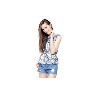 T-shirty damskie T-shirt Koszulka damska Fullprint GAŁĘZIE DRZEW